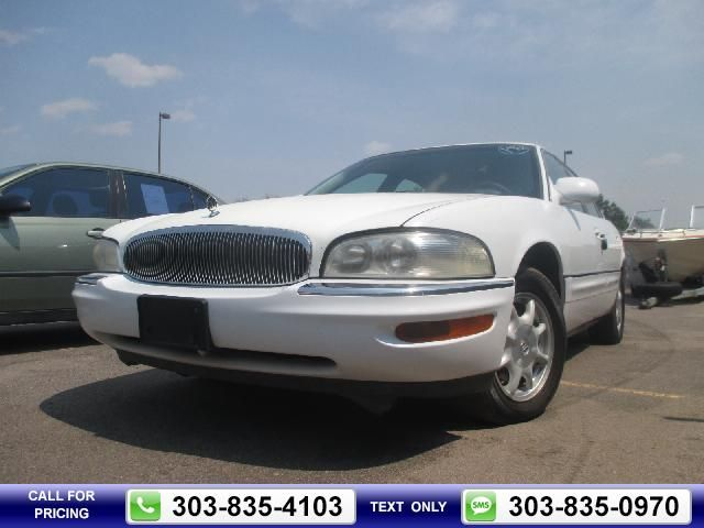 2000 Buick Park Avenue Base White $2,500 0 miles 303-835-4103 Transmission: Automatic  #Buick #Park Avenue #used #cars #PacificAutoAuction #CommerceCity #CO #tapcars