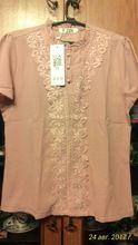 Tienda Online Dingaozlz 2017 Verano blusa de encaje Nueva Ropa de encaje bordado camisa de Gasa manga Corta Femenina Mujeres Tops 3XL | Aliexpress móvil