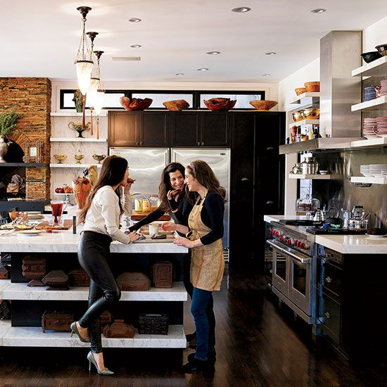 Cathy Waterman's Incredible Multitasking Kitchen