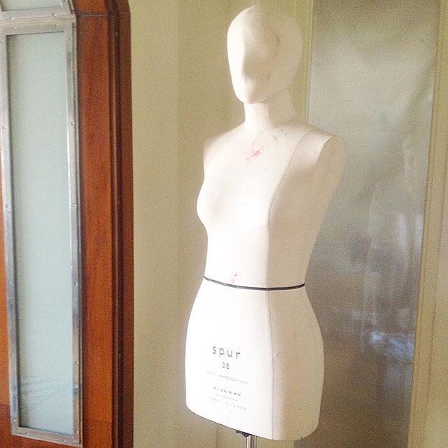 Brand new dummy, I shall call you Lucinda! X Ioana #ioanaciolacu #dummy
