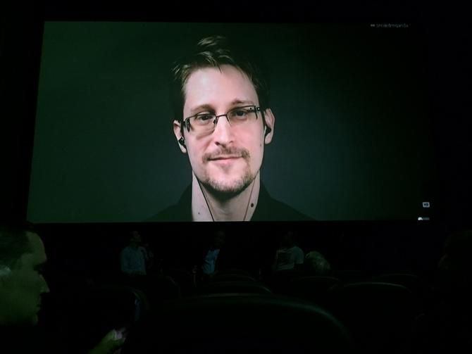Snowden: 'I never thought I'd be saved' after NSA leaks - CNET