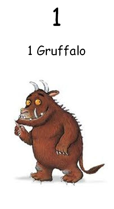 Gruffalo resources - Colourful and versatile flashcards and activities.