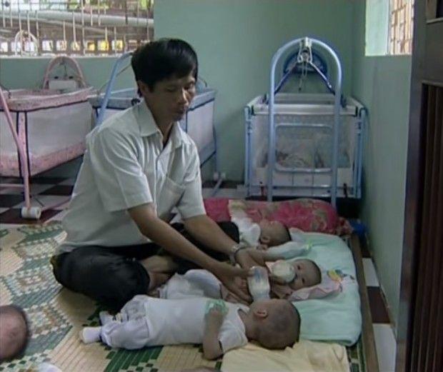 Homem já adotou mais de 100 crianças que seriam abortadas