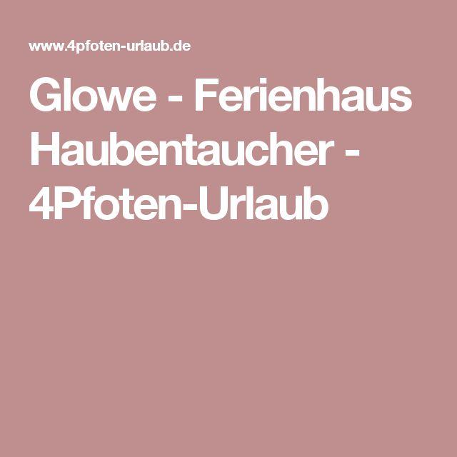 Glowe - Ferienhaus Haubentaucher - 4Pfoten-Urlaub