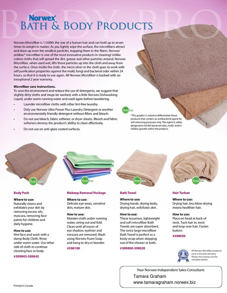 Norwex Bath Towels Classy 123 Best Norwex Clean Images On Pinterest  Norwex Biz Norwex Inspiration