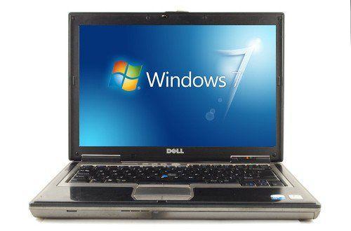Cheap Refurbished Dell D620 Laptop Core Duo 1.86Ghz 2GB WiFi Wireless DVD Win Windows 7