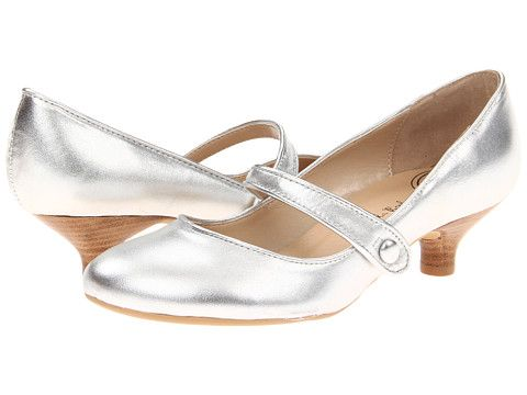 Gabriella Rocha Ginger Silver - Zappos.com Free Shipping BOTH Ways would be good for dancing.