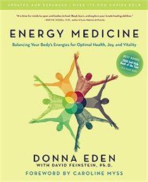 Energy medicine, If you are an energy healer or looking into energy healing,this book is a must have for your Library.