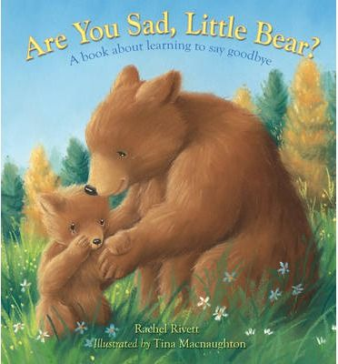 Grandmother Bear has gone for ever, and Little Bear is feeling sad. His mother wisely suggests that perhaps asking his woodland companions what saying goodbye means to them will help him understand his loss. Little Bear's day of exploring and asking questions brings him comfort and hope.