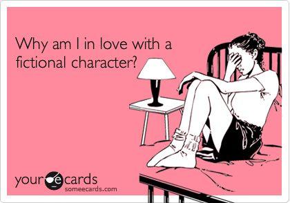Ερωτευόμαστε συχνά τους λογοτεχνικούς ήρωες που μας συναρπάζουν. Εσείς; :-)