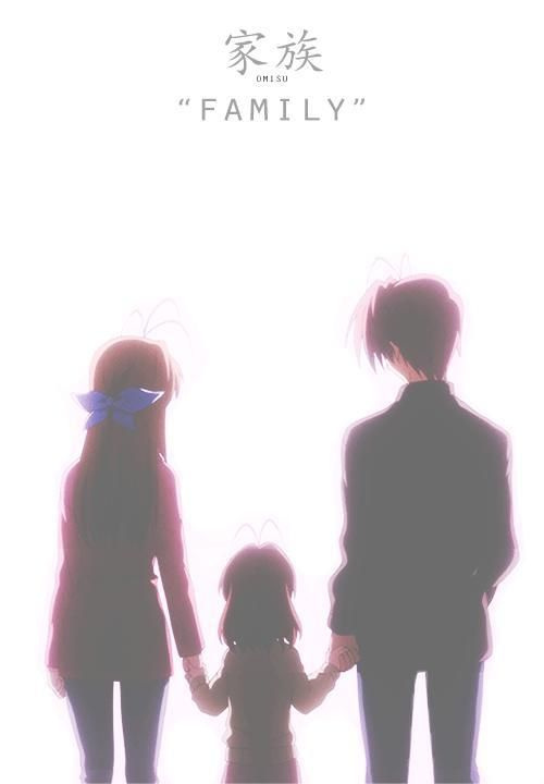 Clannad & Clannad After Story THE FEELS!! Gets me every time