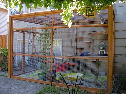 Image result for luxury catio