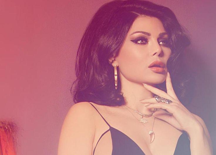 eddinamite:    Haifa wehbe , Lebanese beauty