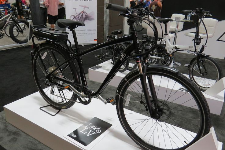 The 2015 A2B Electric Bikes: Galvani, Ferber, Octave, Kuo+, & More! [VIDEO & PICS] http://electricbikereport.com/2015-a2b-electric-bikes-galvani-ferber-octave-kuo-video/
