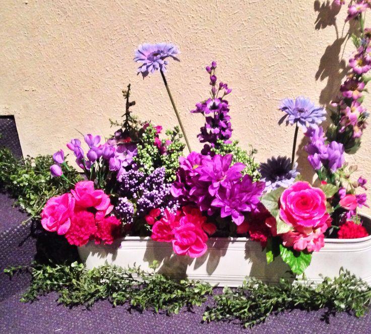 Flower Arrangements For Church Sanctuary: 13 Best Flower Arrangements Images On Pinterest