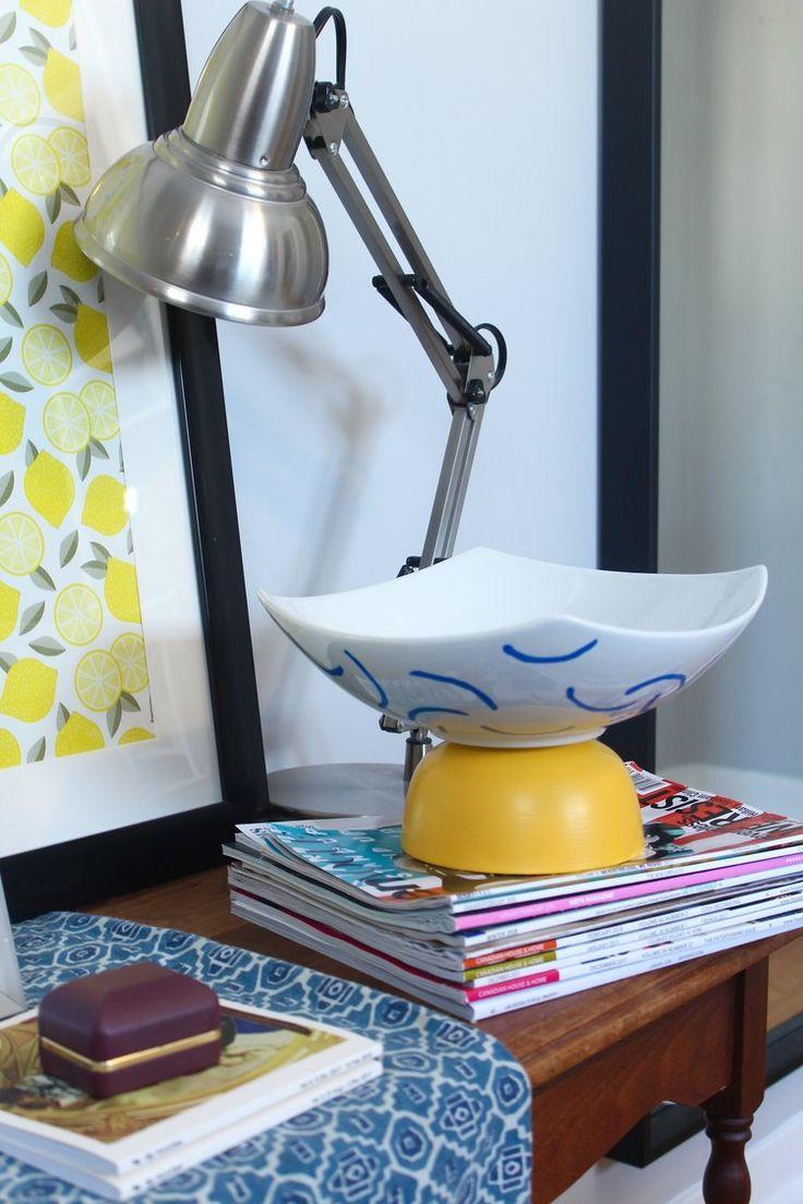 DIY Memphis Group Inspired Ceramics