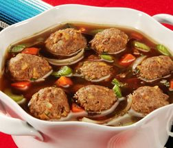 Jose Ole Family Favorite: Albondigas Olé - authentic Mexican Food recipe