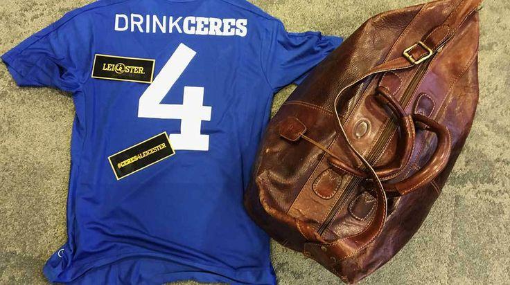 Festeggia la vittoria del Leicester con #Ceres4Leicester