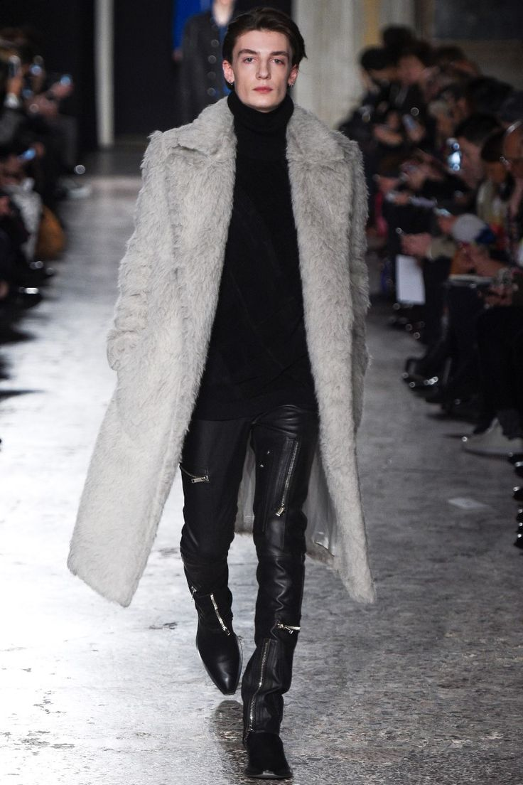 Costume National Homme – Automne/Hiver 2016 – Milano Moda Uomo - ESSENTIAL HOMME