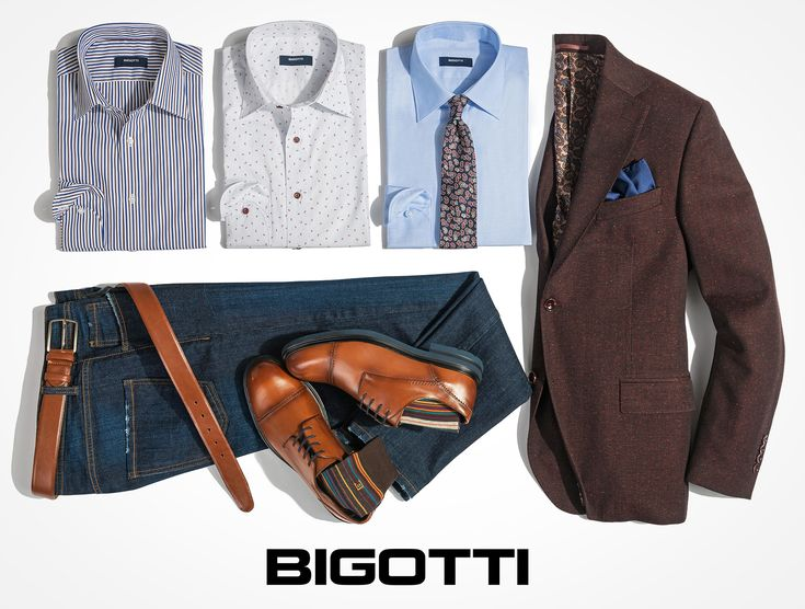 The #shirt can #transform #instantly the #appearance of the #everyday #outfits, #adding #style and #freshness to your #look. www.bigotti.ro #camasi #barbati #moda #mensfashion #menswear #mensclothing #stylingtips #inspiration #ootd #ootdmen #follow