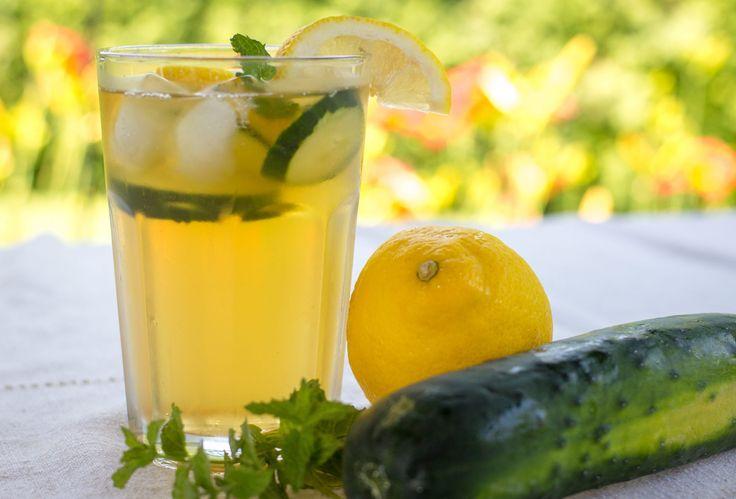 3 ice tea recipes that delicious and so refreshing / 3 délicieuses recettes de thé glacé super rafraichissante pour l'été