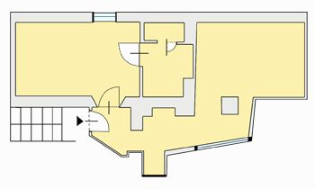 YELLOW Apartment - Home Plan