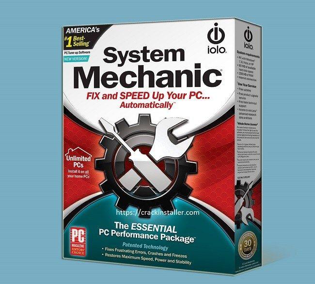 System Mechanic Pro 17 Keygen Full Activation Key
