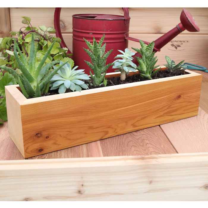 33 Best Images About Wood Planter Tree Box On Pinterest: 17 Best Ideas About Cedar Planter Box On Pinterest