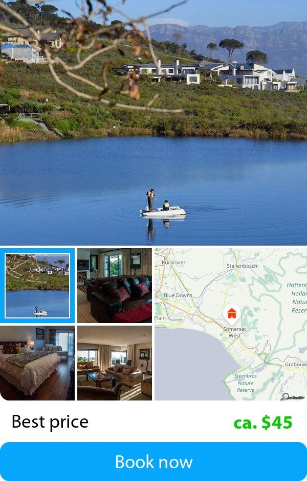 Vrede Self Catering (Somerset West, South Africa) – Book this hotel at the cheapest price on sefibo.