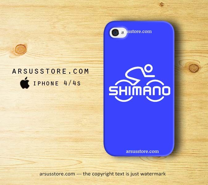 Shoply.com -Shimano Bike Team Logo iPhone Case 5 5s 5c 4 4s. Only $16.99