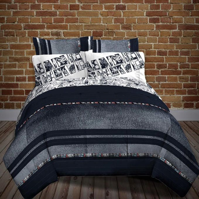 Pin On Airbnb, Marvel Avengers Queen Bedding Set