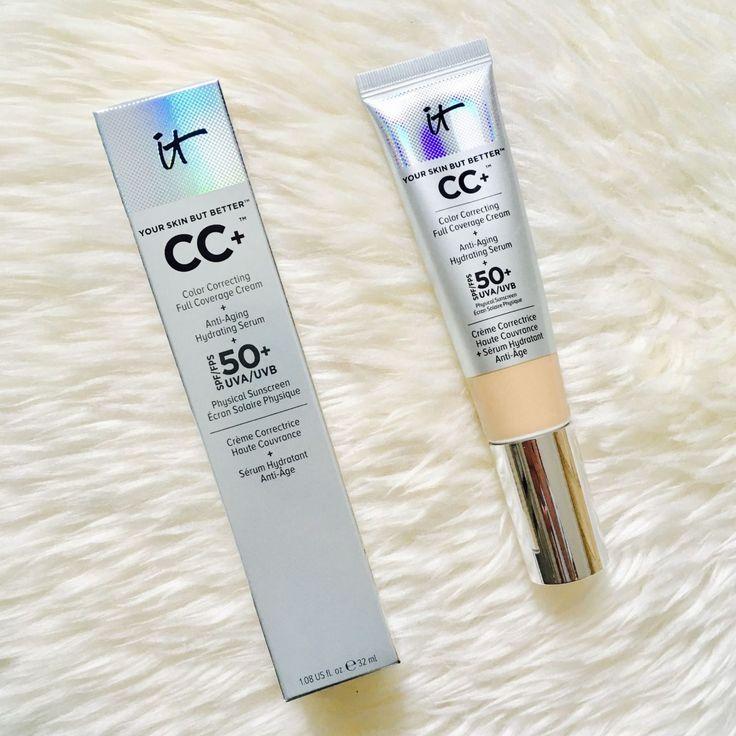 It Cosmetics CC Cream Review www.hayleywells.co.uk ✨