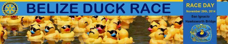 Belize Duck Race