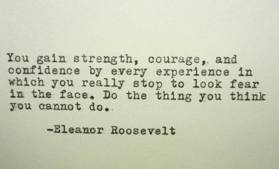 Famous Quotations By Eleanor: Eleanor Roosevelt Famous Quotes. QuotesGram