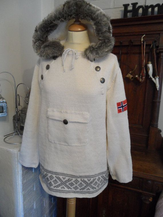 Pattern adult anorak  english by SiSiVeDesign on Etsy