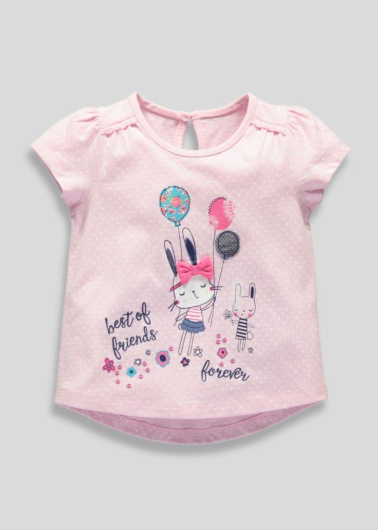 Girls Best Friend T Shirt 3mths 5yrs Matalan With