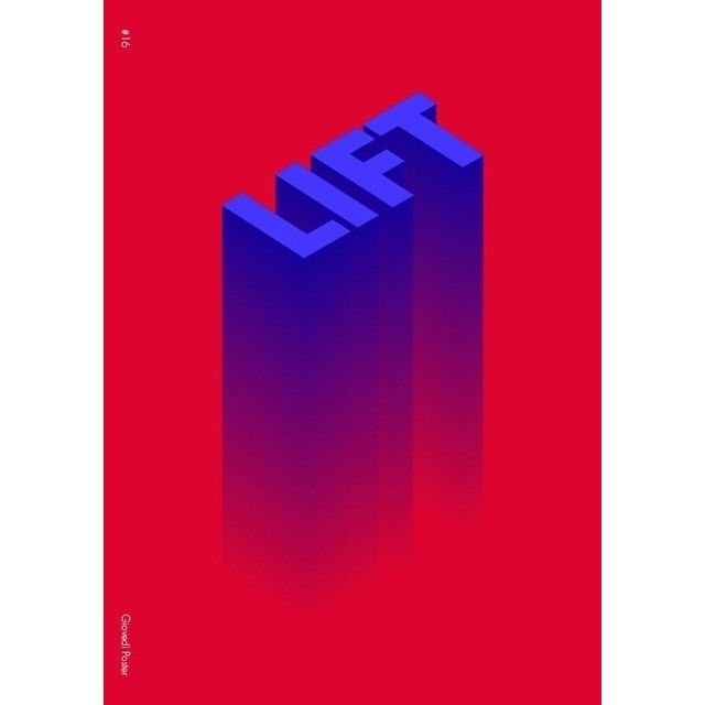 by Giovedi Poster | submit your work via @thedesigntip or #thedesigntip