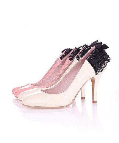 roze-ivoor-hakken-schoenen-met-zwart-kant-xgg081