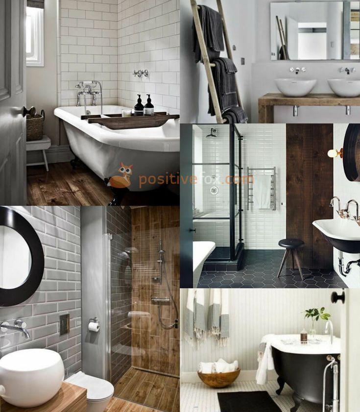 Scandinavian Bathroom Ideas. Nordic Design Ideas With Best Examples. Explore more Scandinavian Bathroom Ideas on https://positivefox.com #scandinavianbathroomideas  #scandinavianbathroom #bathroomideas #barthroom #scandinavianhomeideas #homeideas #collage #smallbathroomideas #nordicbathroomideas #nordicbathroom #whitebathroom #woodbathroom