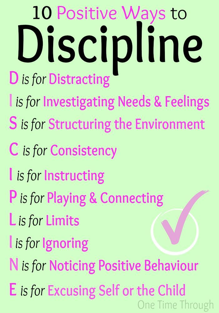 Positive parenting techniques for disciplining kids without controlling them through punishment or rewards. {One Time Through} #parenting