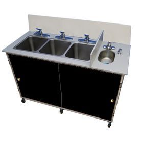 Portable Stainless Steel Sink : ... about Portable Sink on Pinterest Shampoo bowls, Sinks and Basins