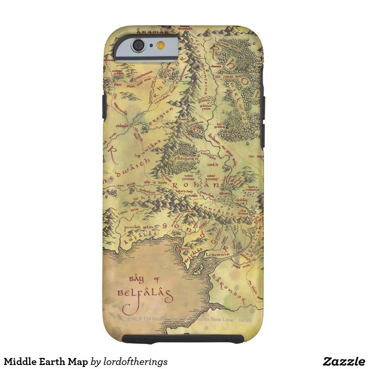 Map For Lord Of The Rings%0A Middle Earth Map
