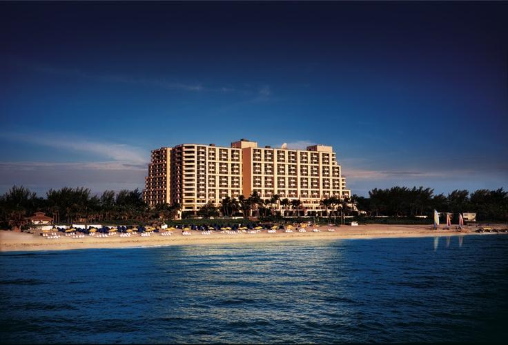 Harbor Beach Marriott Resort & Spa in Fort Lauderdale