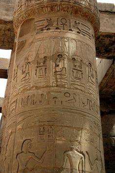 Viaggio in Egitto, Tempio di Karnak http://www.italiano.maydoumtravel.com/Pacchetti-viaggi-in-Egitto/4/0/