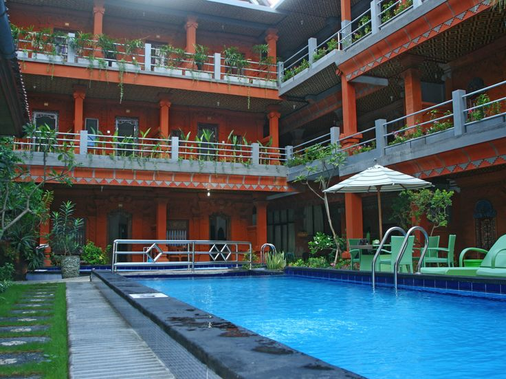Bali Hotel Lumbung Sari Indonesia, Asia Stop at Hotel Lumbung Sari to discover the wonders of Bali. The hotel offers guests a range of services and amenities designed to provide comfort and convenience. Service-minded staff will welcome and guide you at the Hotel Lumbung Sari. Comfortable guestrooms ensure a good night's sleep with some rooms featuring facilities such as closet, towels, clothes rack, television LCD/plasma screen, sofa. Access to the hotel's outdoor pool, massa...