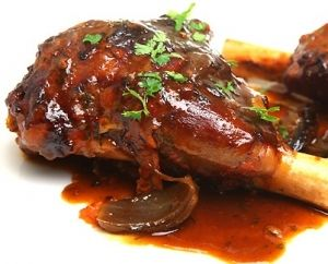 Lamb Shanks Recipe