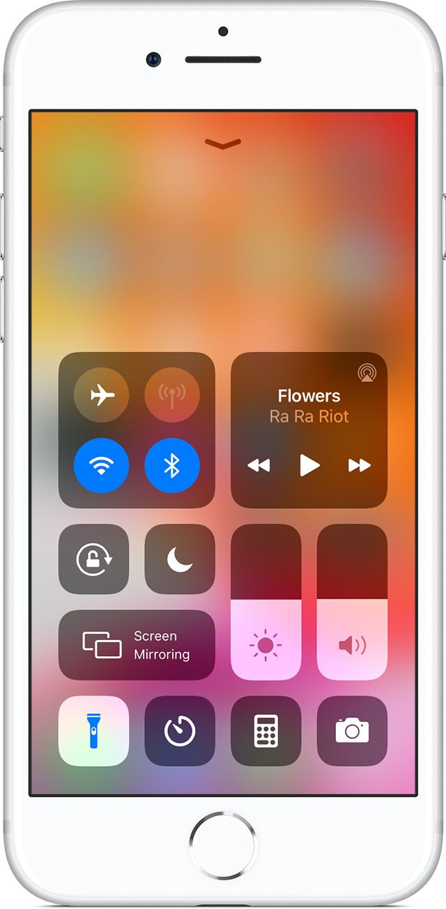 How To Use The Flashlight On Your Iphone Ipad Pro Or Ipod Touch In 2020 Ipad Pro Apple Support Ipad Mini Wallpaper