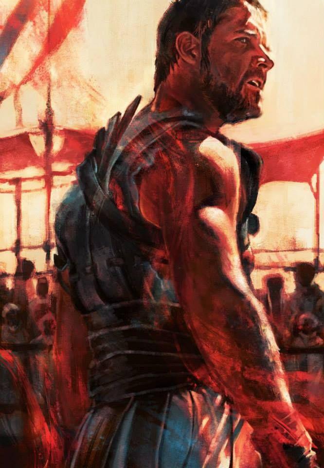 Gladiator | by Lukasz Stopczynski | Pracownia Sztuki SZKIC