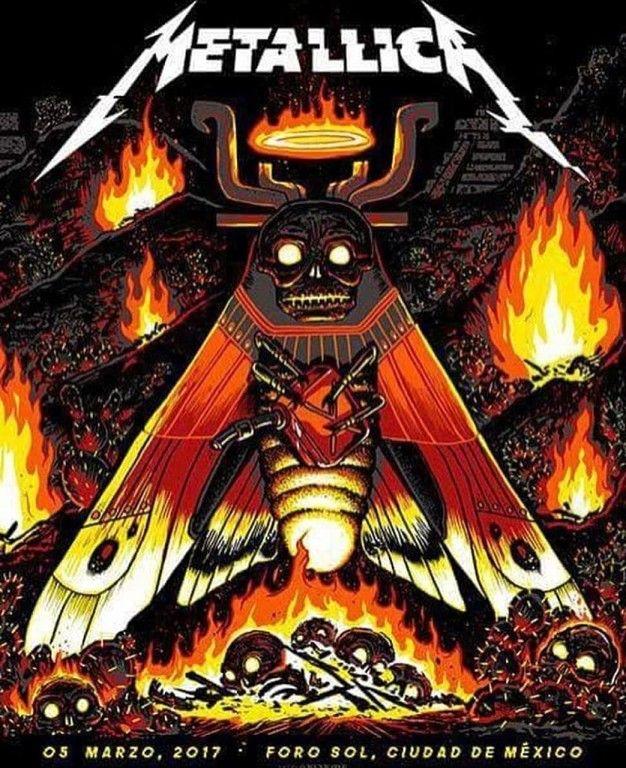 156 Best Metallica Logo Art Images On Pinterest