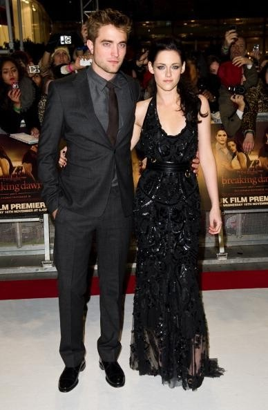 Kristen Stewart and Robert Pattinson: Inseparable and in love (video)